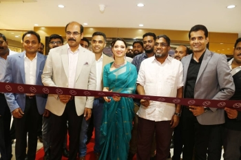 Indian film actress Tamannaah Bhatia inaugurates the 26th showroom of Malabar Gold & Diamonds in Karnataka, India at Bannerghatta Road, Bengaluru last Aug. 16  in the presence of  Chairman  MP Ahammed, Managing Director - India Operations Asher O                                     management team members of the group, along with the customers, media & well-wishers.