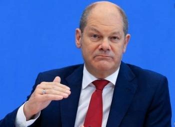 Finance Minister Olaf Scholz