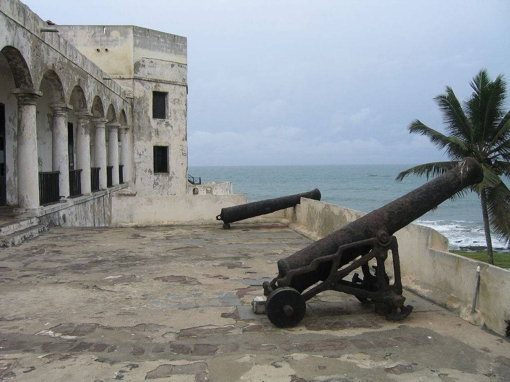 Cape Coast Castle is one of several UNESCO World Heritage slave forts along the southern coast of Ghana. –Courtesy photo