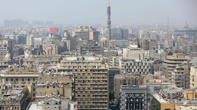 This file photo shows a general view of Egypt. — Reuters