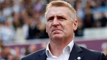 Aston Villa manager Dean Smith. — Reuters