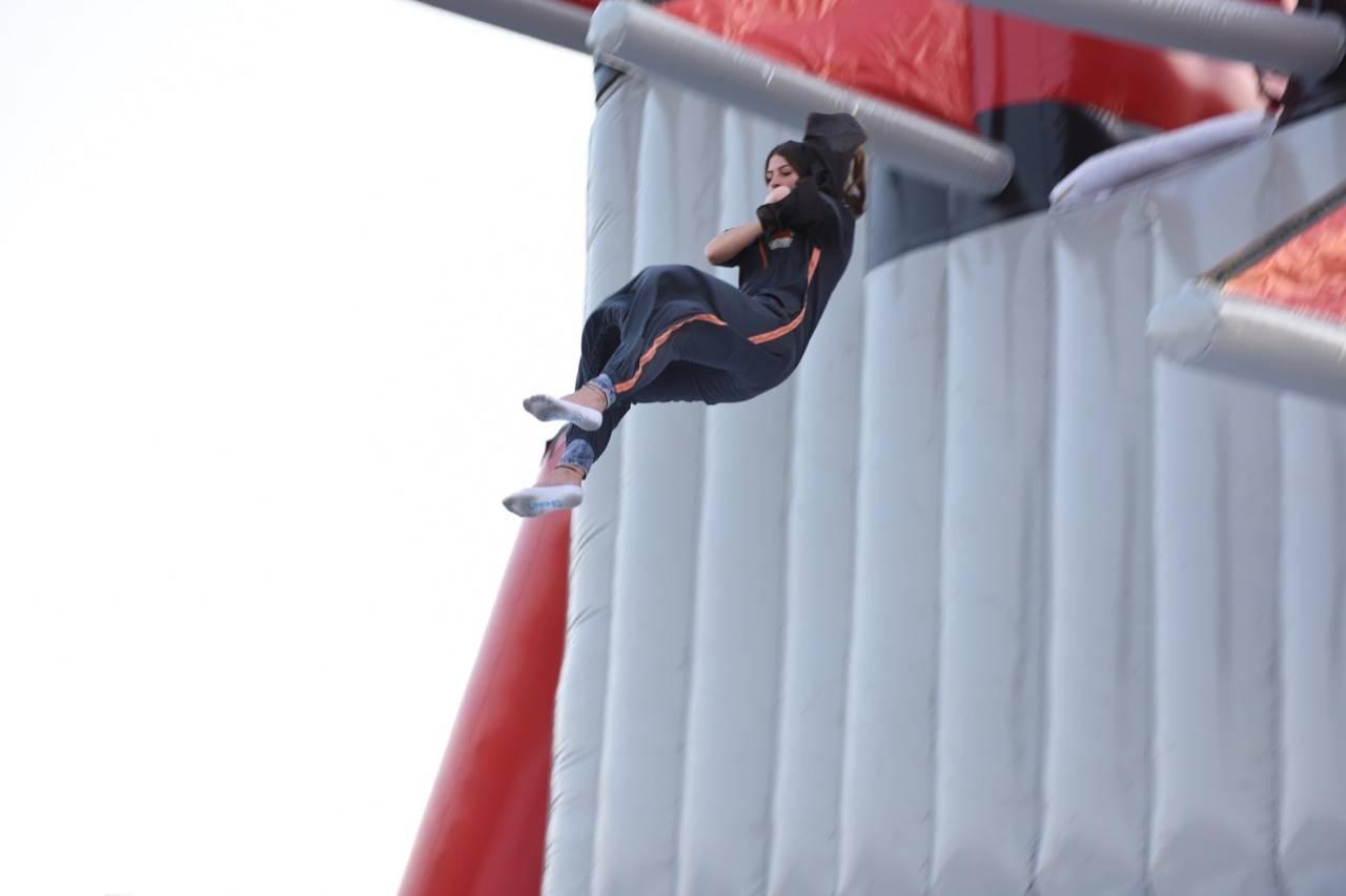 Saudi women outshine men in exciting adventure games