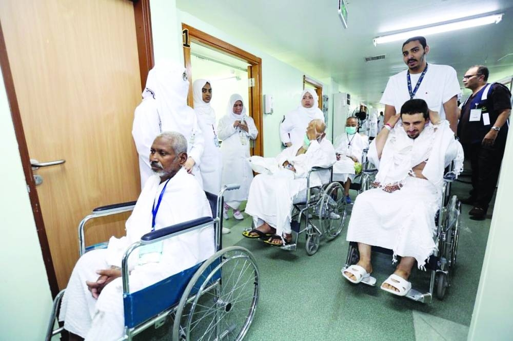 40 open-heart ops conducted on pilgrims