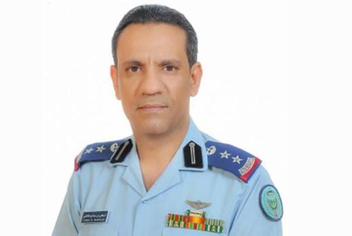 Col. Turki Al-Maliki