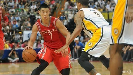 Jeremy Lin Announces He's Leaving The NBA