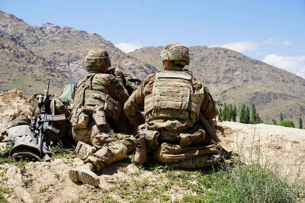 Taliban say near agreement on US withdrawal from Afghanistan