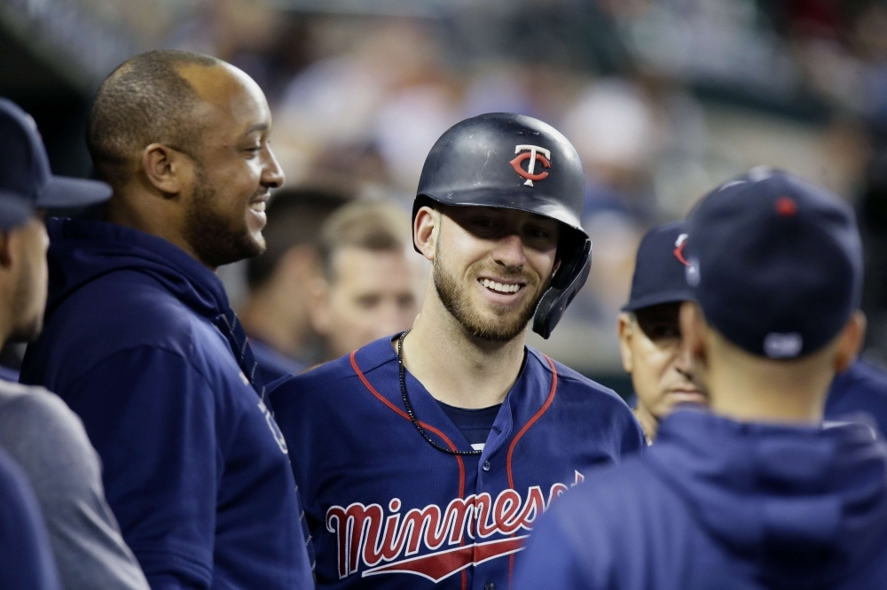 Twins hit MLB-record 268th homer of season