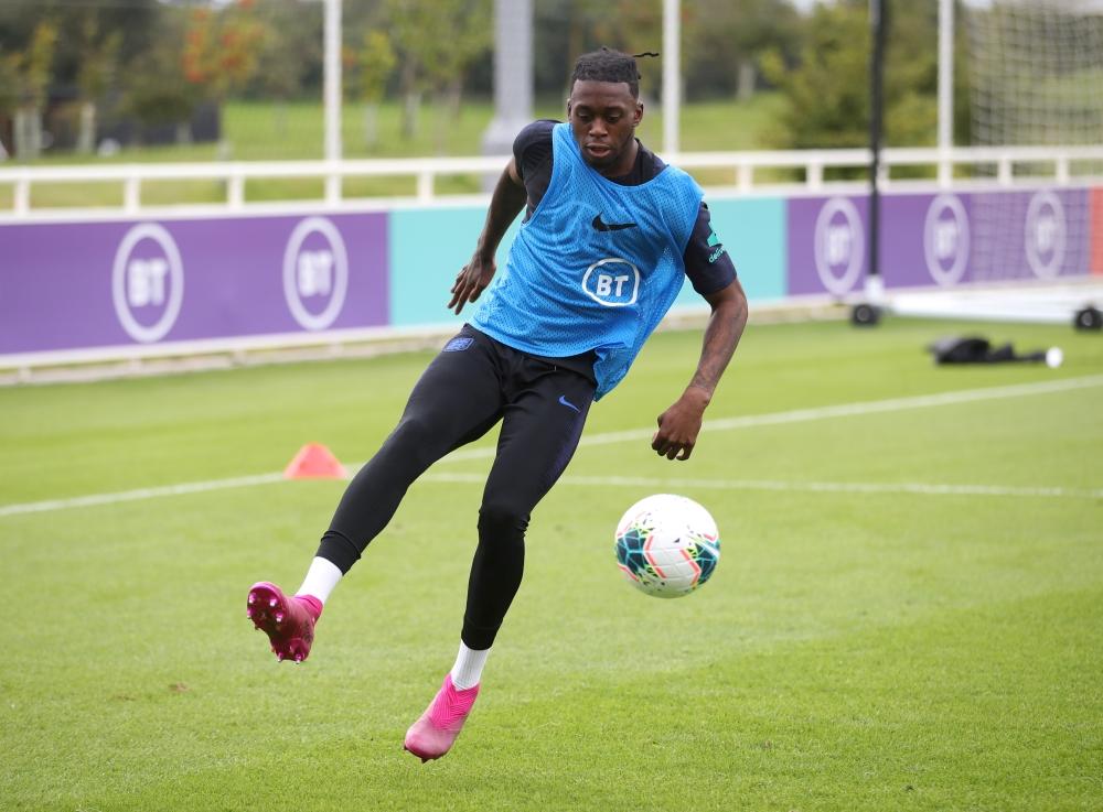 Aaron Wan-Bissaka is denied England senior debut with back injury