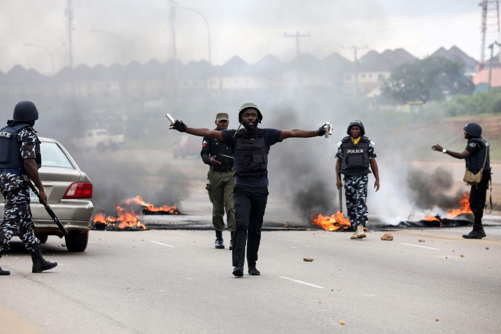 South African embassy in Nigeria closed after retaliatory attacks