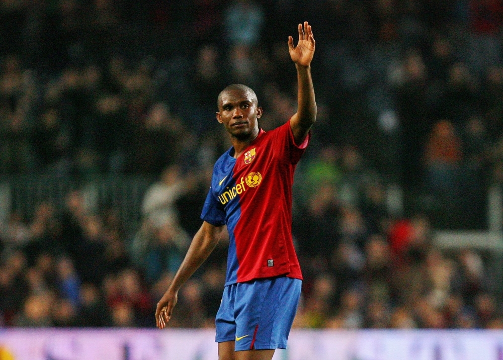 Former Barcelona Star Samuel Eto'o Announces Retirement After 22-Year Career