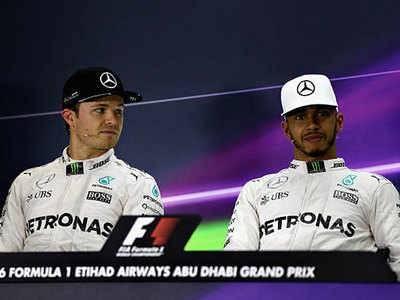 Nico Rosberg on Max Verstappen's 'new Jacques Villeneuve' comment
