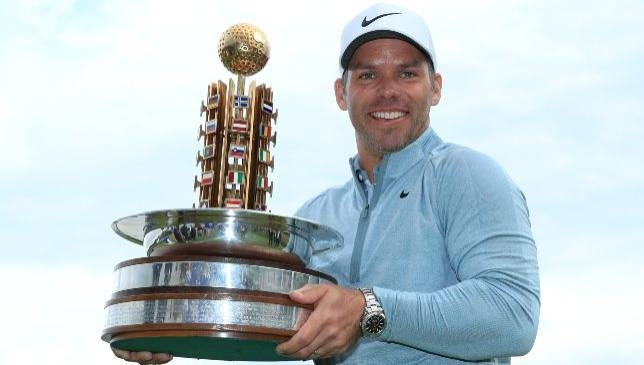 Casey wins his first European Tour title in five years