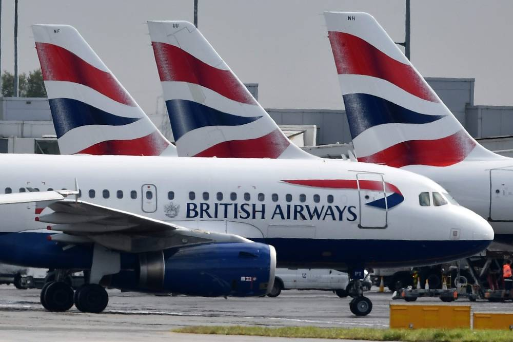 BA strike cancels almost 100% flights