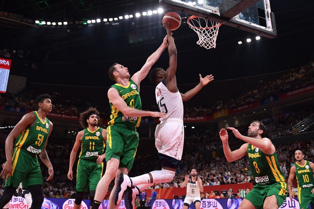 Team USA basketball seals Olympics spot, reaches World Cup quarterfinals""