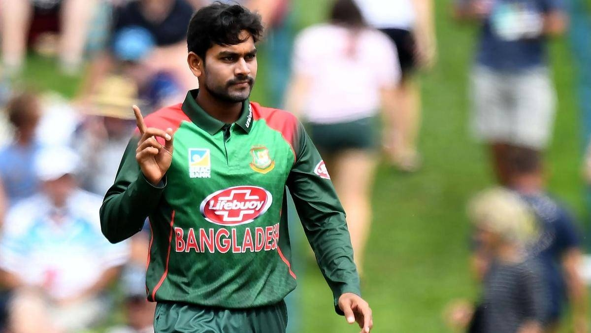 Bangladesh off-spinner Mehidy Hasan. — Courtesy photo