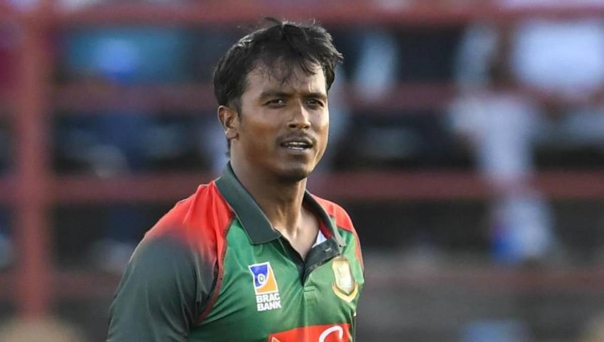 Bangladesh pace bowler Rubel Hossain. — Reuters