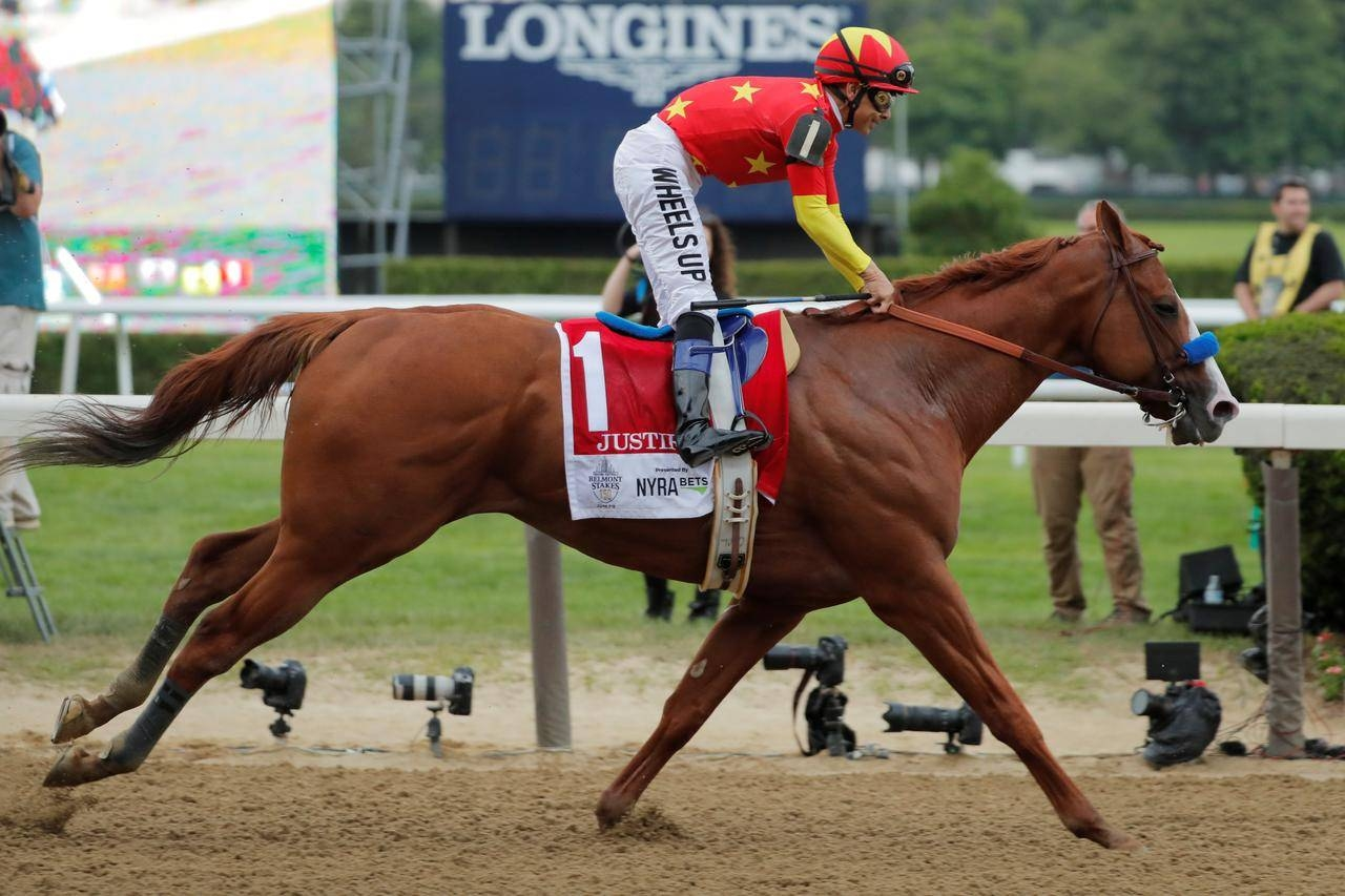 Justify failed drug test before Triple Crown win