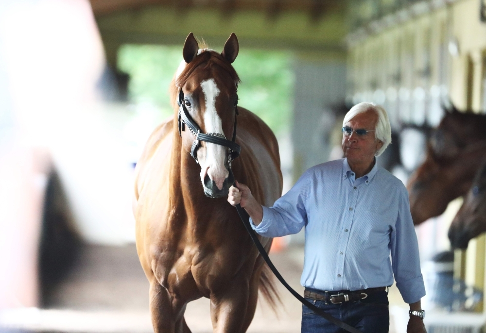 Baffert lawyer: Justify positive test from contaminated food