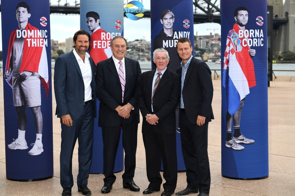 'Big Three' confirmed for inaugural ATP Cup