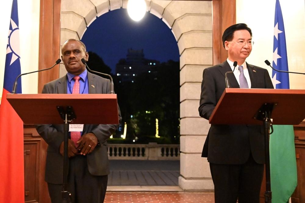 Taiwan breaks diplomatic ties with Solomon Islands