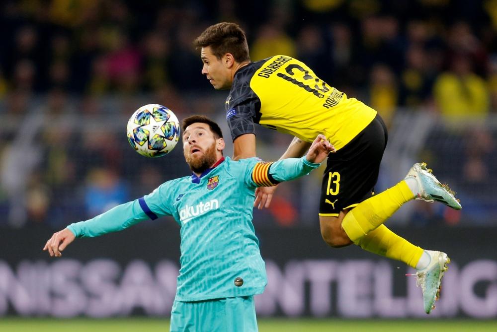Borussia Dortmund vs Barcelona Betting Tips & Preview