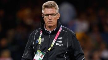 Fiji coach John McKee. — Courtesy photo