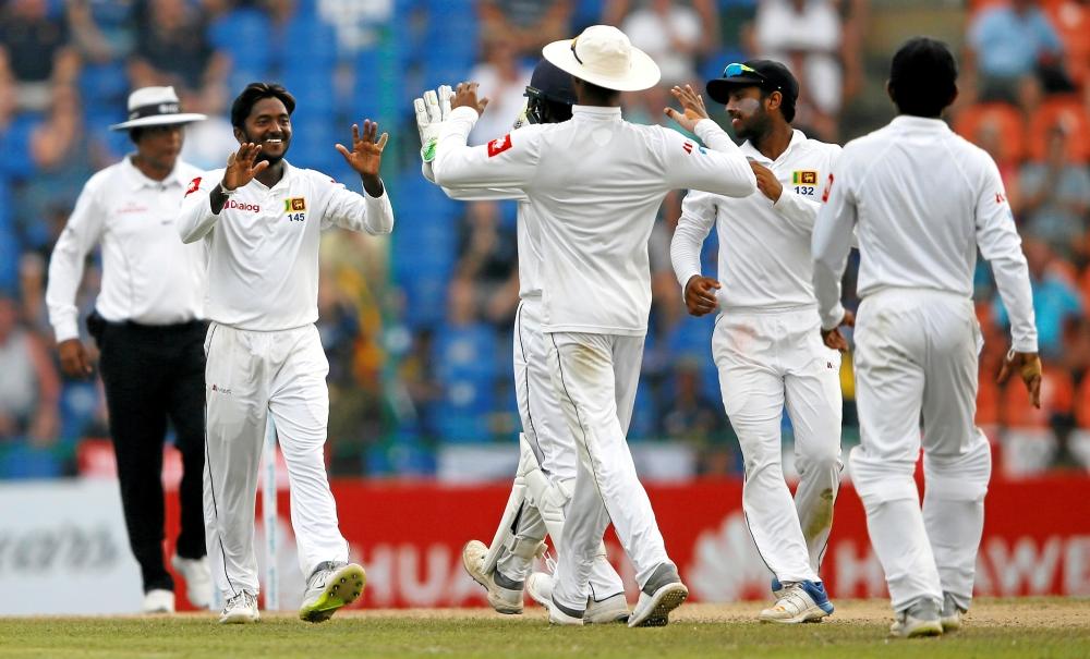 Sri Lanka's Dananjaya gets 1-year bowling ban: ICC