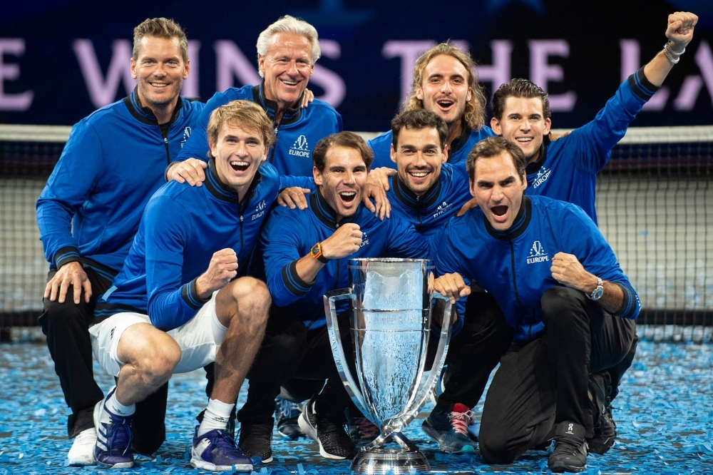 TD Garden to host top tennis stars in 2020 Laver Cup