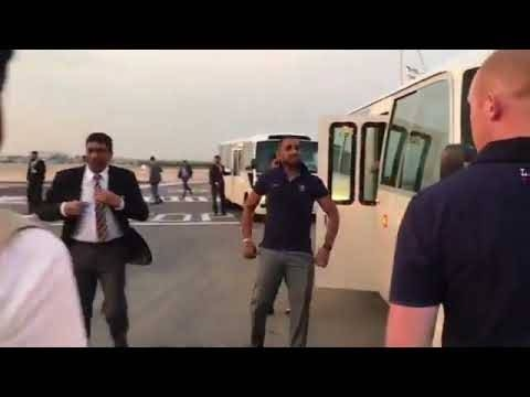 Sri Lanka squad leaves for Pakistan