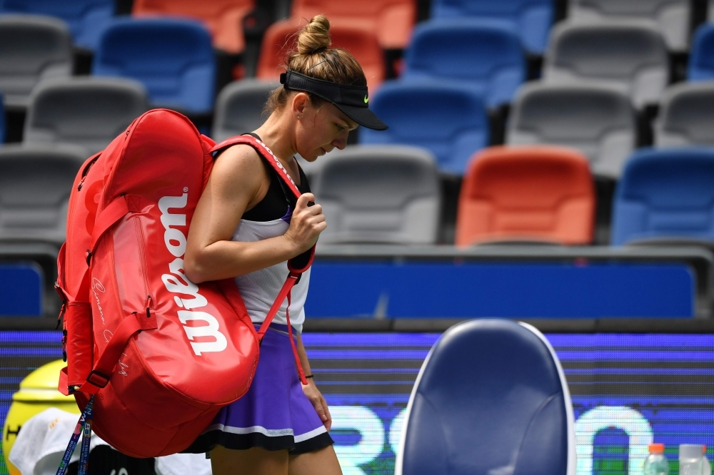 Barty beats Martic to reach Wuhan Open semis