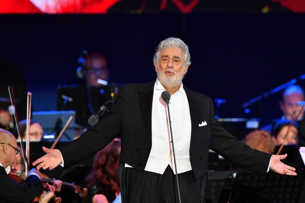 Placido Domingo leaves Met Opera while disputing sexual misconduct accusations