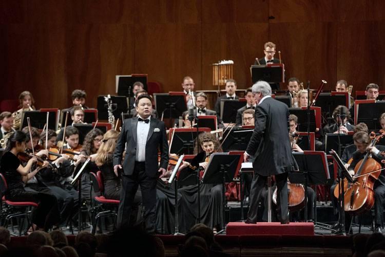 Opera Rigoletto dazzles Ithra audience