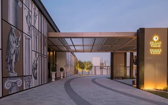 Caesars Resort Bluewaters Dubai - Entrance