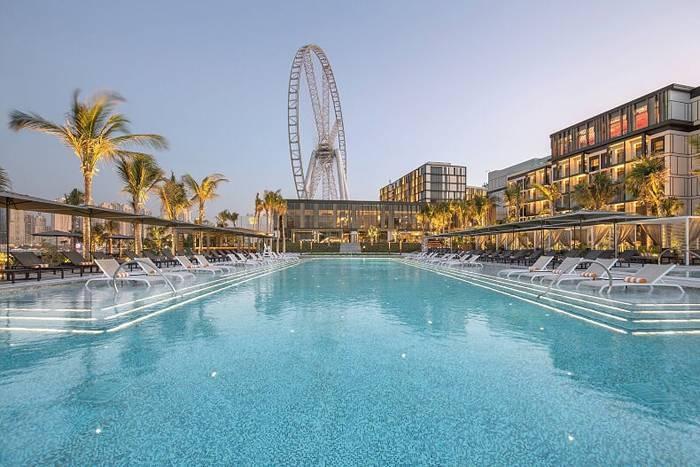 Caesars Resort Bluewaters Dubai - Venus Pool