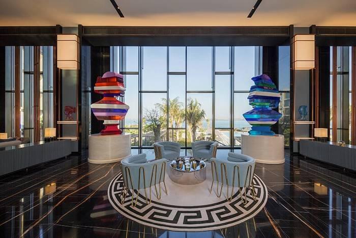 Caesars Resort Bluewaters Dubai - Lobby 3