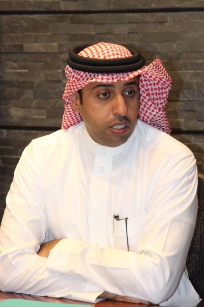 Bandar Suleiman Al-Ayed, CEO of the Premium Residency Center (PRC)