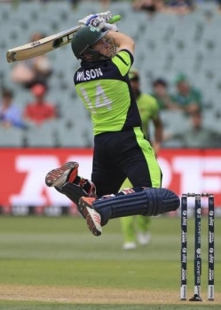 """Ireland captain Gary Wilson will rely on the """"great record in the Middle East"""" to do well in the qualifying tournament. — Courtesy photo"""