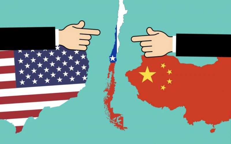 US china war