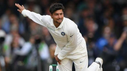 A shoulder injury will keep Indian wrist spinner Kuldeep Yadav out of the third Test against South Africa, the country's cricket board said Friday.