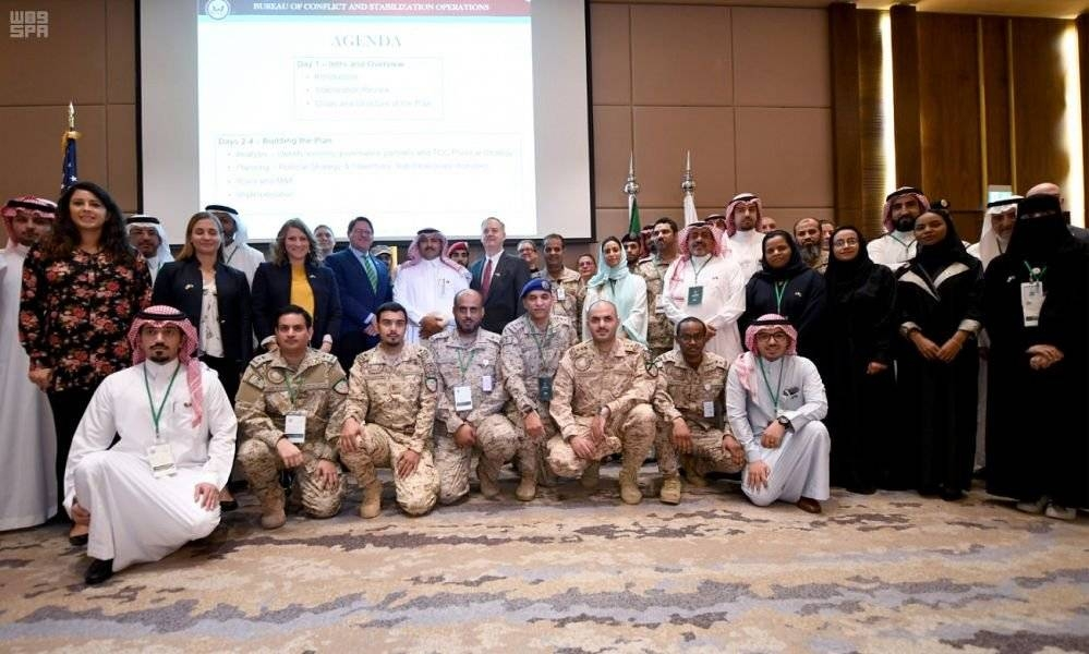 Al Jaber: 60 Saudi youth trained in conflict stabilization and management