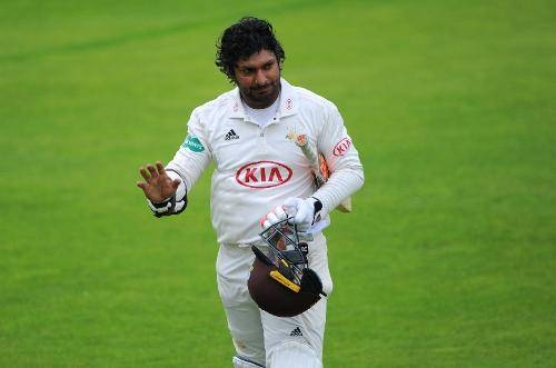 Sanga to captain MCC against Essex