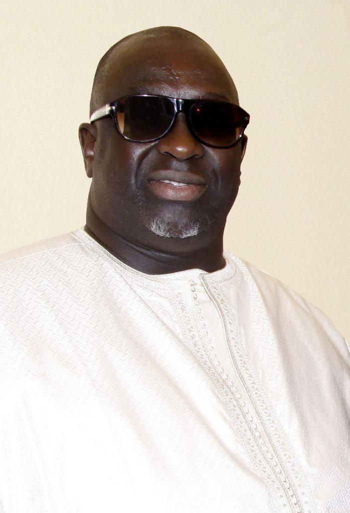 Papa Massata Diack, the son of former world athletics supremo Lamine Diack.