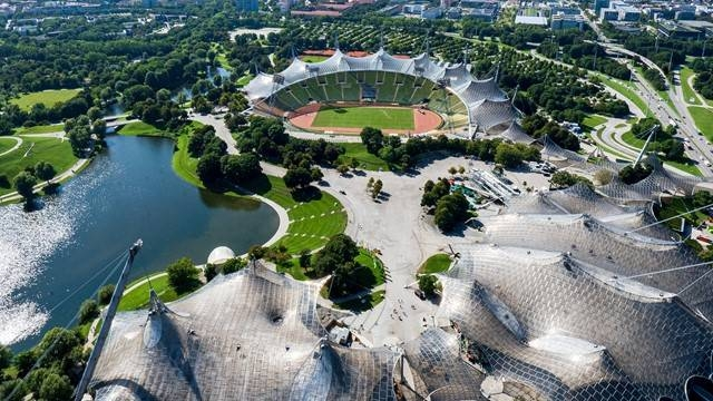 Fifty years after staging the 1972 Olympic Games, Munich will be the host city for the multi-sport European Championships in 2022. — Courtesy photo