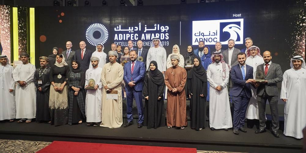 ADIPEC Awards 2019 Winners