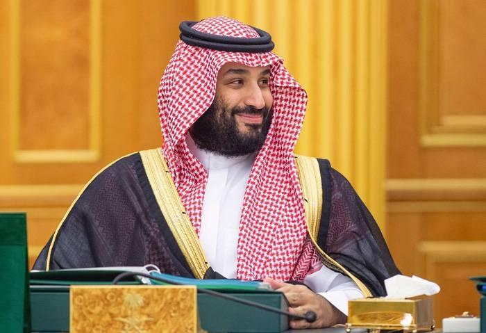 Crown Prince Muhammad Bin Salman