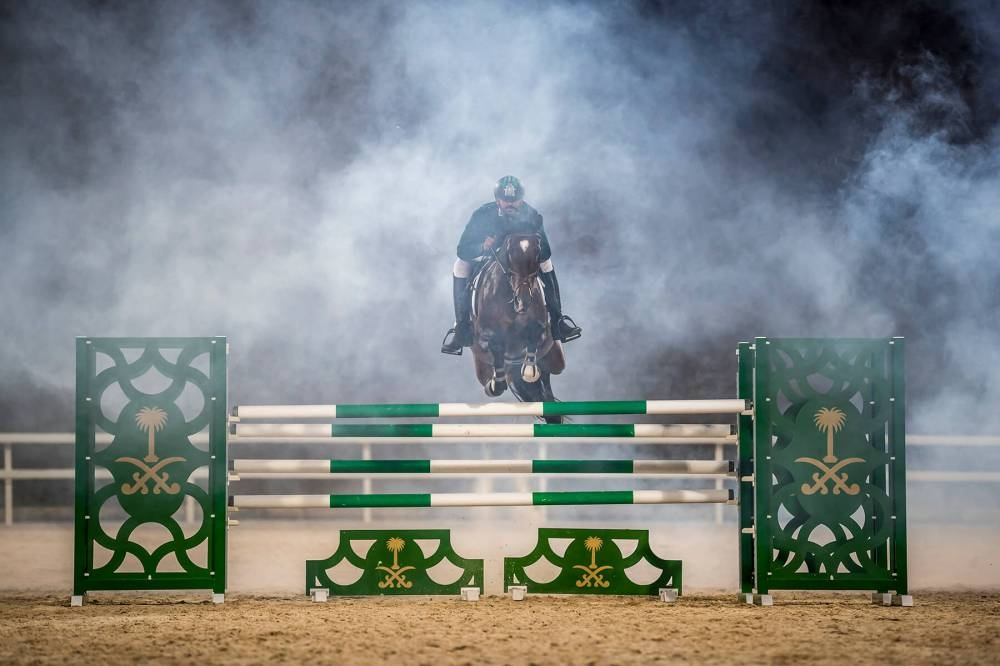 Kingdom picked to host 2024 FEI World cup finals