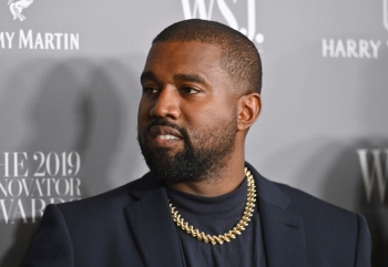 US rapper Kanye West attends the WSJ Magazine 2019 Innovator Awards at MOMA in New York City in this Nov. 6, 2019 file photo. — AFP