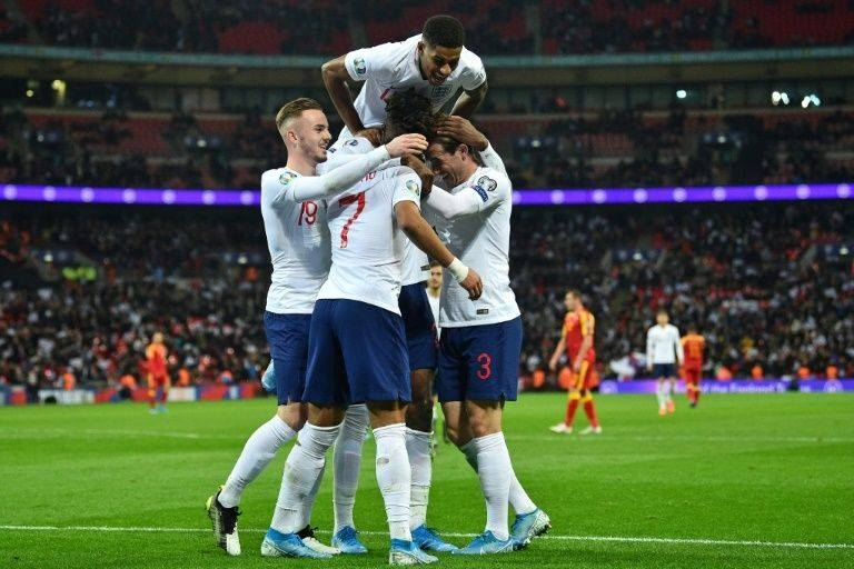 England to host Denmark in March as part of their Euro 2020 preparations. — AFP