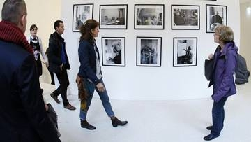 People visit Paris' Picasso Museum in this Oct. 25, 2014 file photo at the Hotel Sale in Paris, on the day of its re-opening after a five-year closure for what was supposed to be a two-year refurbishment. — AFP
