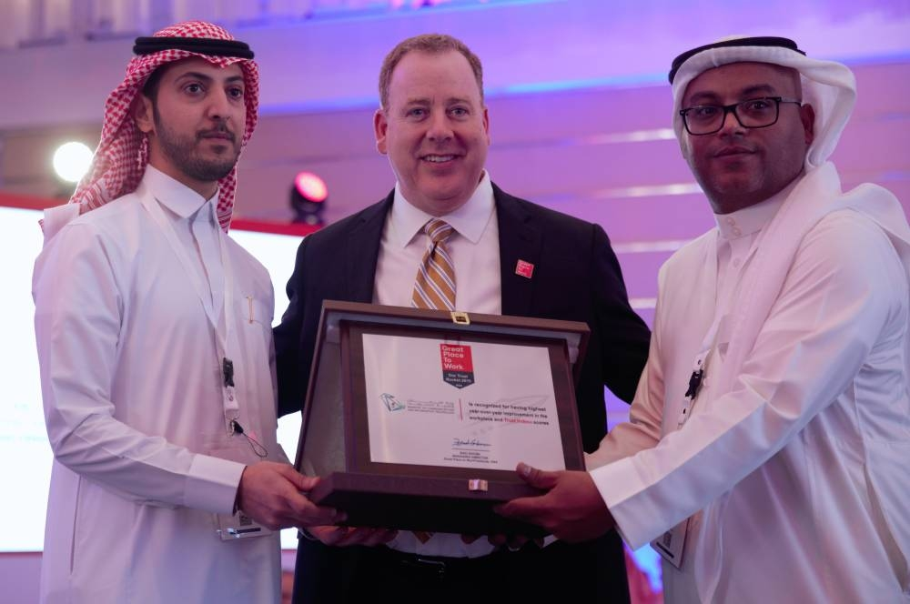 Saudi Arabia's top 